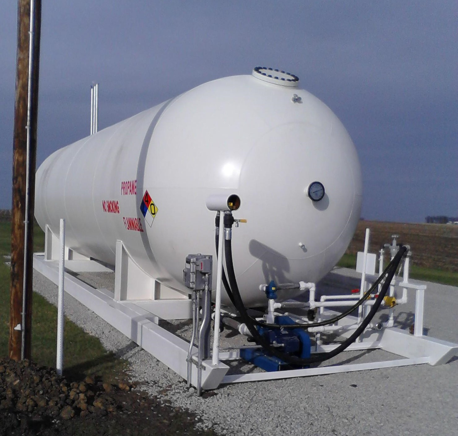 LPG vs. NGL Propane Storage: What's the difference?