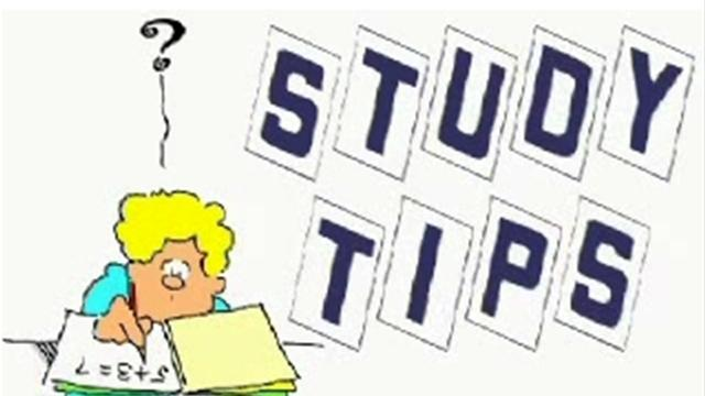 4 Study Tips That Will Help You Ace Your Exam